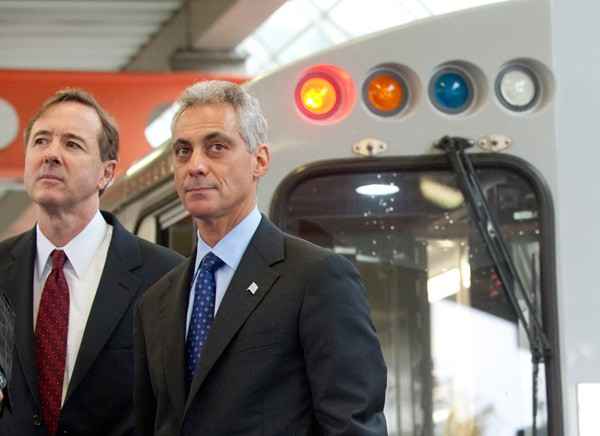 Mayor Rahm Emanuel and CTA president Forrest Claypool say the $320 million Belmont bypass would shave a few minutes off the north-side commute. Then again, maybe it wouldn't.
