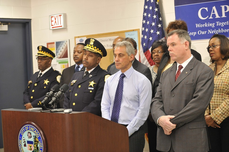 Mayor Rahm Emanuel and police brass promise theyre going to revitalize community policing in Chicago--but it's not clear how.