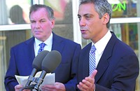 Mayor Rahm's roots are in Daley-era patronage politics