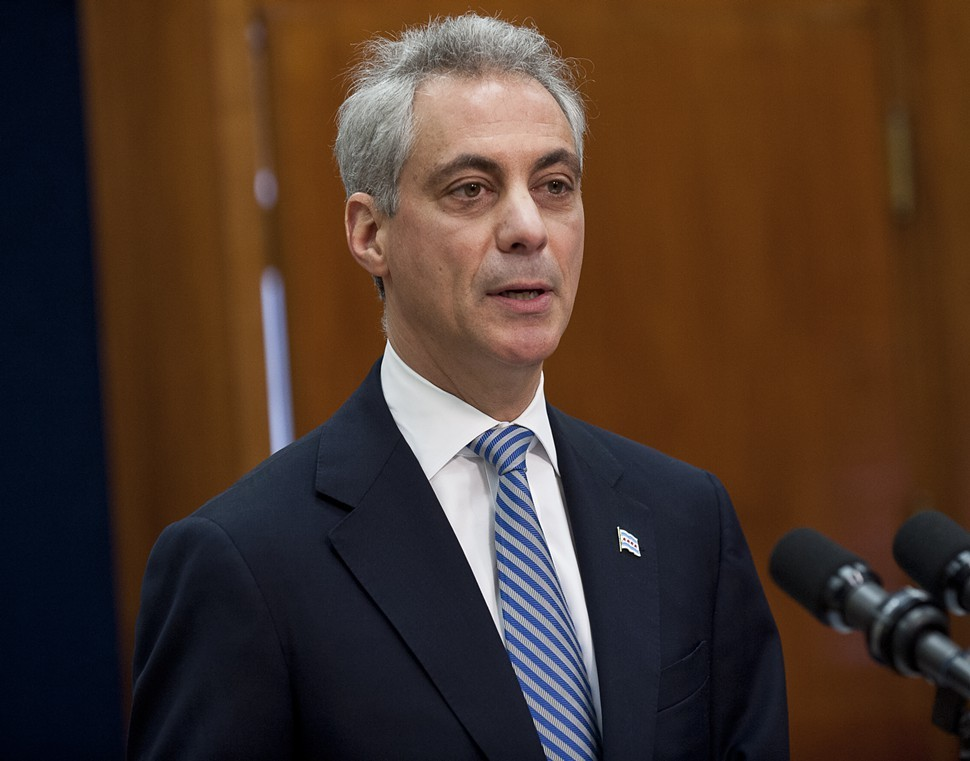 Mayor Rahm Emanuel has worked to lock the parking meter privatization in place