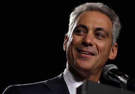 Mayor Rahm Emanuel: hates the meter deal so much hell fight to keep it in place