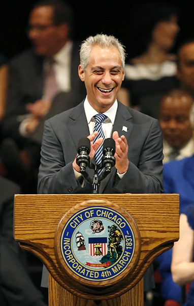 Mayor Rahm Emanuel knows he's going to have to raise taxes soon, and none of us is real happy about it.
