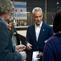 In the mayoral money race, the rich—that is, Rahm—gets richer