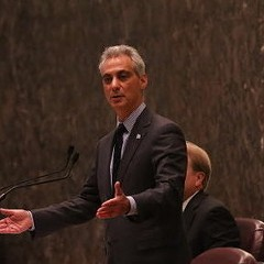 Mayor Rahm finds his inner Woody Guthrie