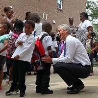 Mayor Rahm has successfully pitted charters against public schools