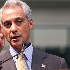 Mayor Rahm: The mayor for some of us