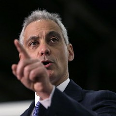 Mayor Rahm throws a bone to Chicago's lowest-paid workers—just in time for February's election.