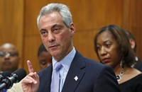 Mayor Rahm to Prosser High: Beat it!