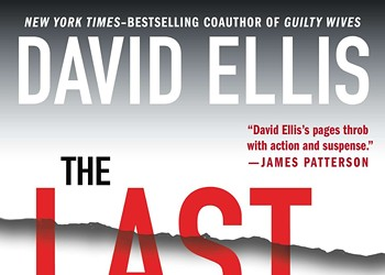 Meet David Ellis: lawyer by day, writer of legal thrillers by night