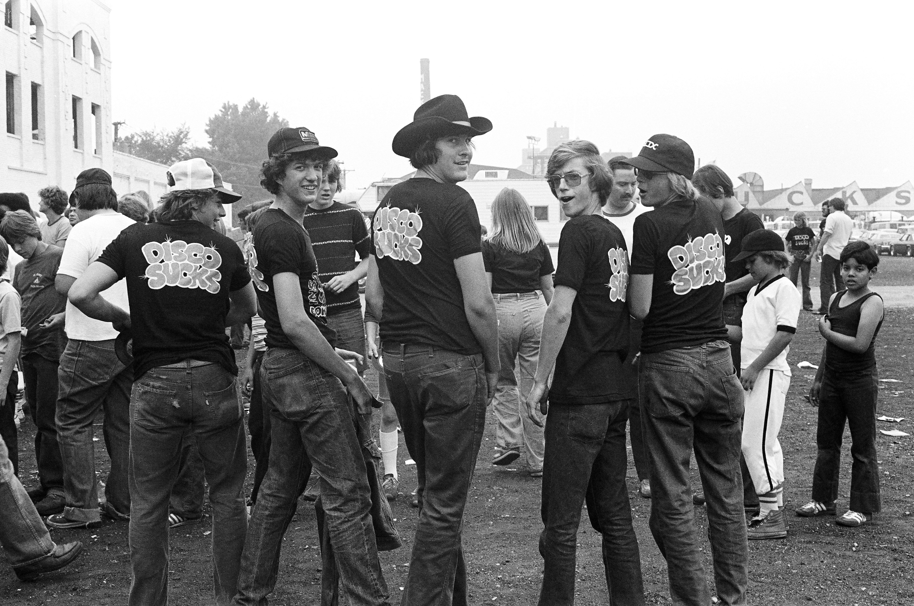 Postcards From Disco Demolition Night | Feature | Chicago Reader