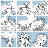 <i>Memories</i>, a comic by Tyrell Cannon