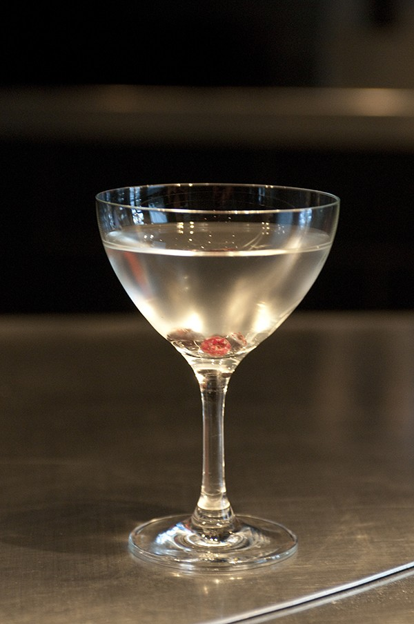 Micah Melton's Bleu Cheese Martini