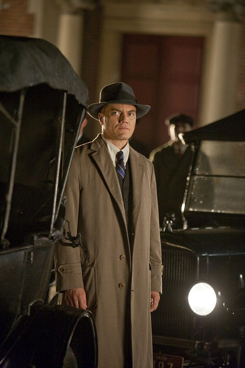 Michael Shannon in Boardwalk Empire