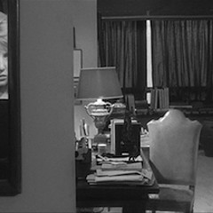 Michelangelo Antonioni's 1961 masterpiece L'Eclisse is not playing at the Architecture & Design Film Festival.