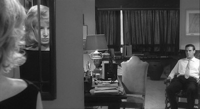 Michelangelo Antonionis 1961 masterpiece LEclisse is not playing at the Architecture & Design Film Festival.