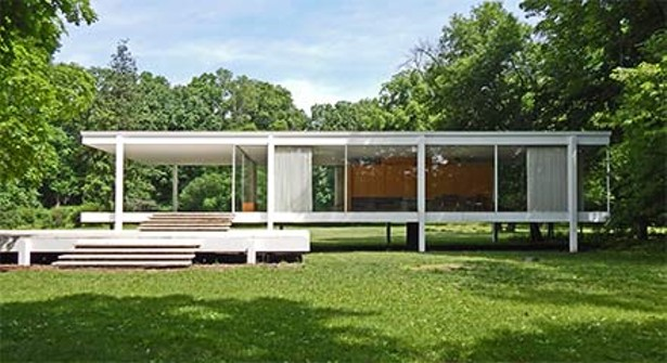mies van der rohe 39 s farnsworth house may be getting a needed lift on culture chicago reader. Black Bedroom Furniture Sets. Home Design Ideas