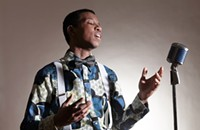 Singer Milton Suggs leads a new big band in Millennium Park next week