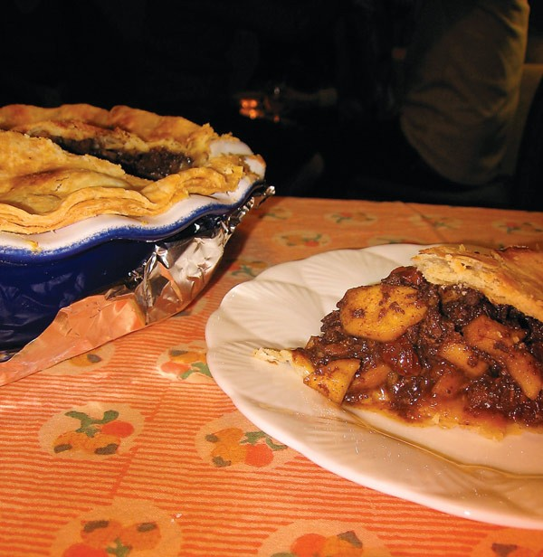 Mince Pie: the finished product - CLIFF DOERKSEN