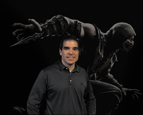 MK cocreator and NetherRealm creative director Ed Boon