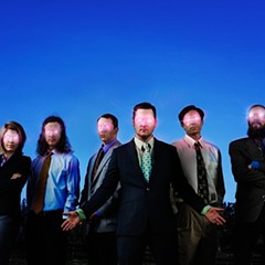 Modest Mouse totally appears on this song