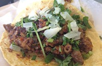 Gut check: The Mexican haggis at Taqueria y Birrieria Morelia
