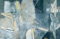 Morning Art: Roberto Matta