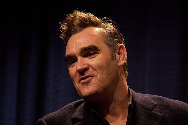Morrissey: Heaven knows hes miserable now.