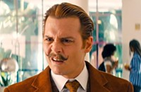 Johnny Depp's much-maligned <i>Mortdecai</i> is worth watching