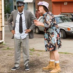 Mos Def and Jack Black about to re-make Driving Miss Daisy in Gondry's Be Kind Rewind