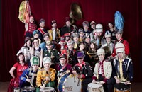 Premiere: A brand-new single from Mucca Pazza, 'All Out of Bubblegum'