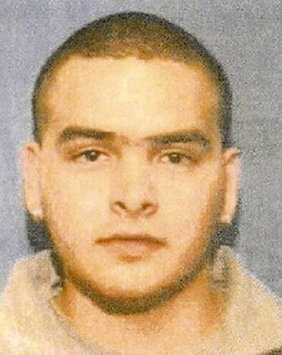 Mug shot of Margarito Flores, August 20, 2009