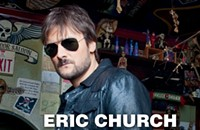"My I-94 jam of the day: Eric Church's ""Drink in My Hand"""