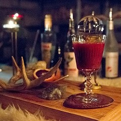 Nandini Khaund's Reign in Blood cocktail