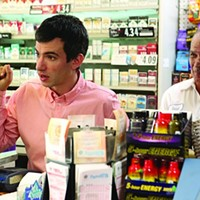 It's business unusual on Comedy Central's <i>Nathan for You</i>