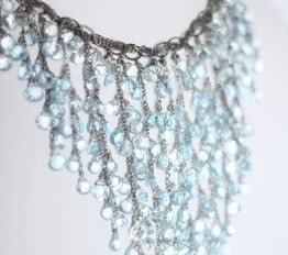 necklace by Erin Gallagher Jewelry