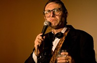 Burger time: Neil Hamburger in Chicago