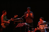 <i>Reader</i>'s Agenda Tue 5/6: Stages, Sights & Sounds, First Tuesdays with Mick and Ben, and Nels Cline Singers