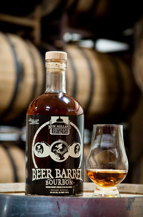 New Holland Artisan Spirits & Brewing Co., coming to an event Thursday.