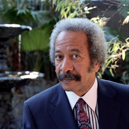 New Orleans's own Allen Toussaint, who plays at 8:30 PM