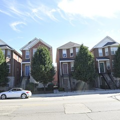 New townhomes have replaced dilapidated old structures at Cabrini-Green. But what's happened to the former residents?