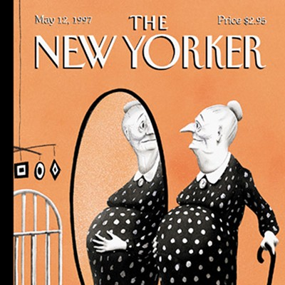 New Yorker Blown Covers