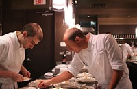 Next chef Dave Beran on making a meal out of the Bocuse d'Or