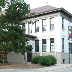 Next's longtime home, Noyes Cultural Center