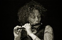 Nicole Mitchell Premieres a New Suite, With Guest Edmar Castaneda