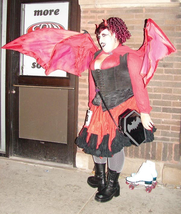 North Halsted Halloween Parade 2008