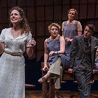 Northlight Theatre's <i>Shining Lives</i> is a missed opportunity to depict real drama