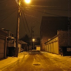 Not our alley, but it looks similar.