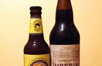 Not two peas in a pod: Deschutes Inversion IPA and Class of '88 Porter