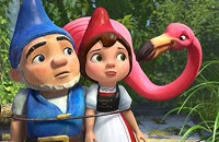 Now Playing: Gnomeo & Juliet