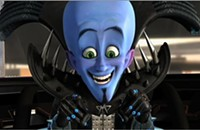 Now Playing: Megamind
